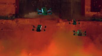 drones carreras
