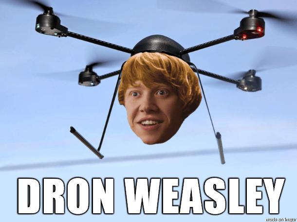 dronweasly