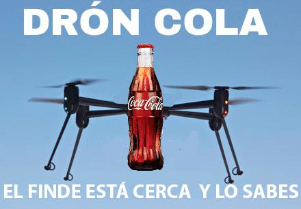 dron-cola